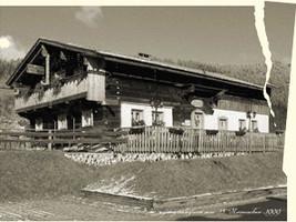 Walderhaus, Ferienwohnung Bayern, Gasthaus Lam