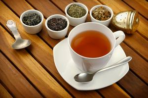 Kaffespezialitäten, Tee, Glühwein