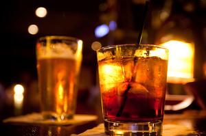 Getränkekarte Walderhaus, Limonade, Drinks