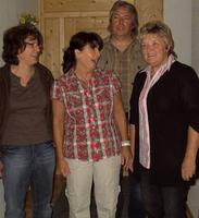 Hotel Bayerwald Lam, Tourismus in Lam, Gasthaus in Lam, Rita Lemberger, Maria Neuberger, Jürgen Kraus, Erika Bergmann